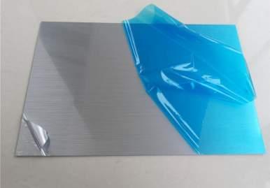 Защитная пленка для анодированного алюминия
