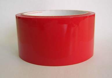 Цветная клейкая лента